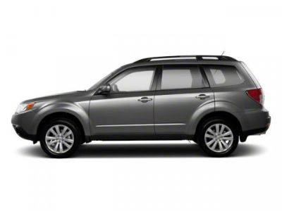 2010 Subaru Forester 2.5X Limited (Dark Gray Metallic)