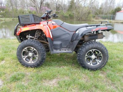 2014 Arctic Cat 500 XT ATV Utility West Plains, MO