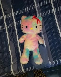Discontinued Hello Kitty Build-A-Bear