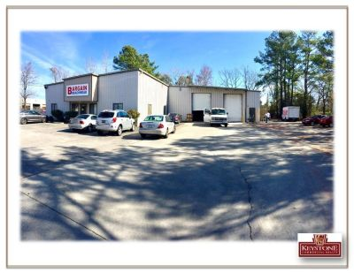 Bargain Beachwear Warehouse- 15,000 SF- Office 2,000SF-For Sale or Lease by Keystone Commercial Rea