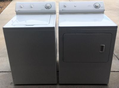 Maytag Washer & Electric Dryer Matching Set