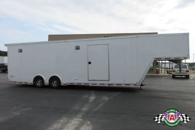 2019 inTech 36' Gooseneck Race Trailer