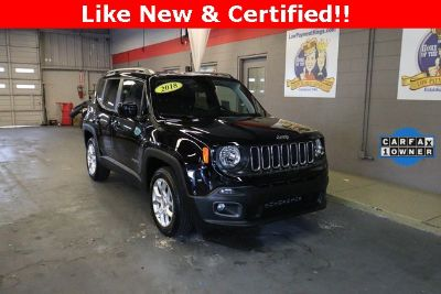 2018 Jeep Renegade (Black)