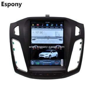Tesla Style HD Screen Android 6.0 Car GPS Navigation For FORD FOCUS