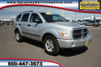 2006 Dodge Durango SLT (Bright Silver Metallic)