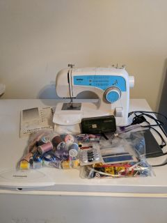 Brother sewing machine used