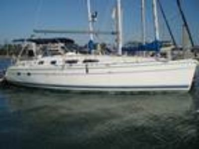 41' Hunter 41 AC 2005