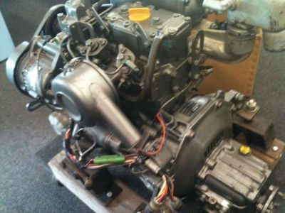 Find Yanmar 2GMF Diesel 16hp Engine - Zero Hours - Been in Storage motorcycle in Kemah, Texas, United States