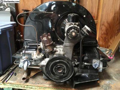25 / 36 hp engine