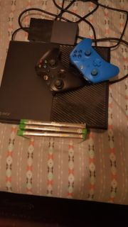 Xbox one game system