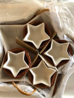 Star Pie Mold Ceramic