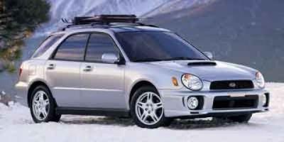 2003 Subaru Impreza WRX (Blue Pearl)