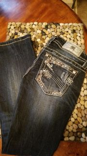 Womens miss me Jean's size 24 length 29