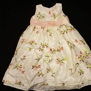 Beautiful flowy Easter Dress for 2T toddler