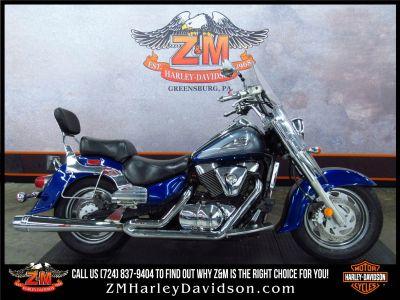 2002 Suzuki Intruder 1500 Cruiser Motorcycles Greensburg, PA