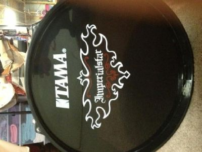 "$400 Tama Imperialstar 20"" Bass Drum Kit IS50C ""READY-TO-ROCK"" kit"
