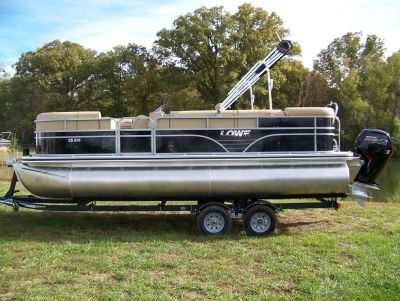 2019 Lowe SF212 WITH MERCURY 115 PRO XS CT & TRAILER Pontoons Boats West Plains, MO