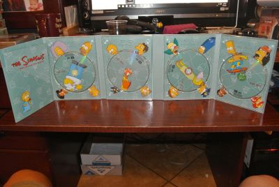 The Simpsons the complete second season Collector's edition