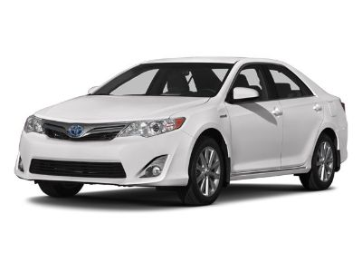 2013 Toyota Camry Hybrid LE (Black)
