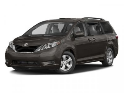 2016 Toyota Sienna LE 8-Passenger (SALSA RED PEARL)