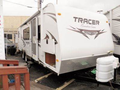~~2011 TRACER~~HALF TON TOWABLE~~TWO OVER SIZED BUNKS~~