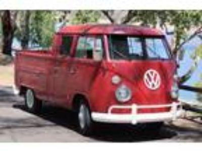1964 Volkswagen Bus Vanagon Double Cab truck