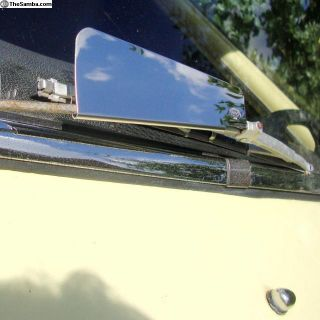 Wiper wind deflectors by AAC