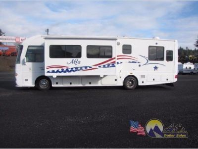 Used 2005 Alfa Leisure See Ya 36FD Founder-Travel Trailer