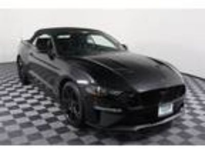 2018 Ford Mustang Black, 8K miles