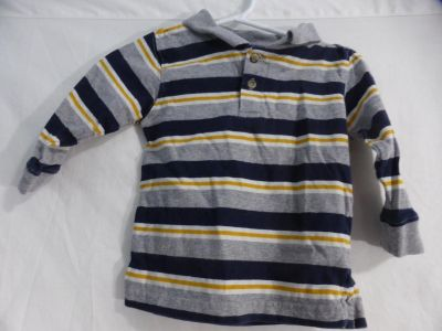 TEDDY'S CHOICE STRIPED TOP 18 MONTHS