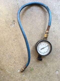 Pressure gauge Vintage