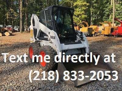 2002 BOBCAT 773 Skid Steer
