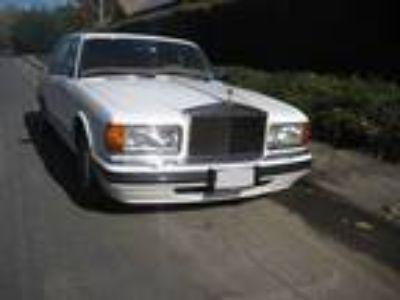1997 Rolls Royce Silver Spur Turbo