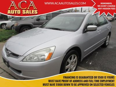 2005 Honda Accord EX (GRAY)