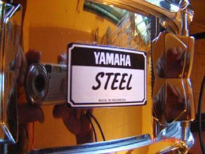 YAMAHA SD-245-A Yamaha Steel Snare Drum