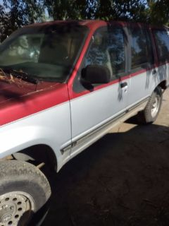 Need to trade both 1986 Wineabago and 1991 Ford Ranger