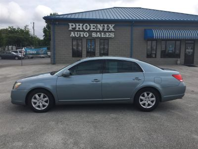 2006 Toyota Avalon XL 4d  3.5l