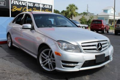 2013 Mercedes-Benz C-Class C250 Luxury (Silver)