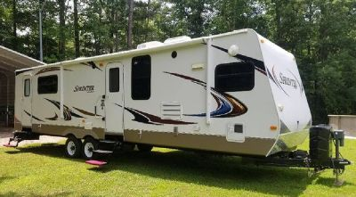 By Owner! 2010 36 ft. Keystone Sprinter w/2 slides