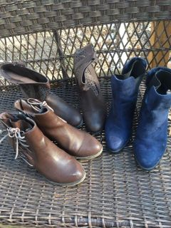 Used boots