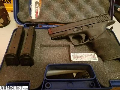 For Sale: M&P-9, lots of extras