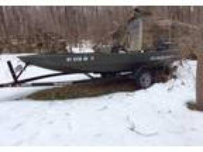 2014 Alumacraft MV1448 Power Boat in Fulton, NY