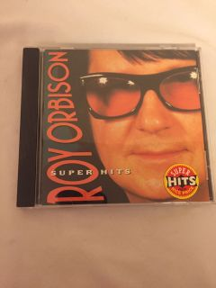 Roy Orbison Super Hits (1995 Collection)