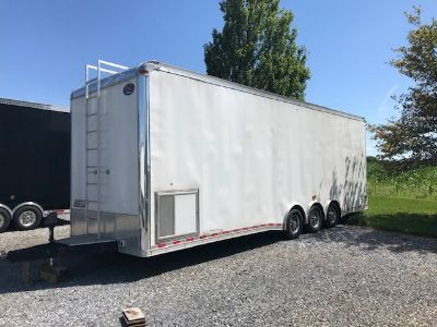 201630' United Sprint Car Trailer
