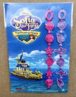 Disney Sofie the First - The Floating Palace Bracelet