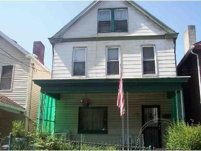 3 Bed 1 Bath Foreclosure Property in Braddock, PA 15104 - Stokes Ave