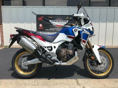 2018 Honda Africa Twin Adventure Sports DCT Dual Purpose Motorcycles Greenville, NC
