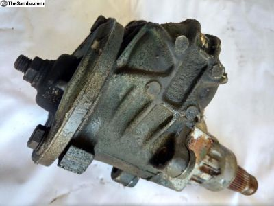 Late bay steering box for parts rebuild or as is