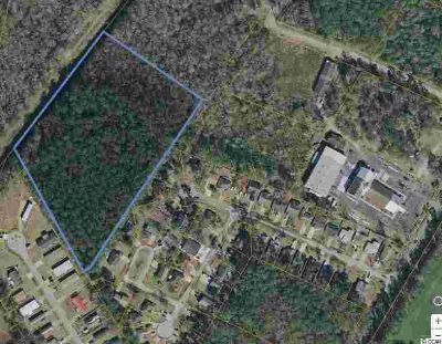 Burcale Rd Myrtle Beach, 6.09 acres of wooded area zoned