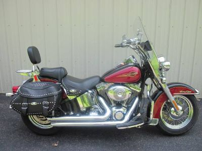 2005 Harley-Davidson FLSTC/FLSTCI Heritage Softail Classic Cruiser Motorcycles Guilderland, NY